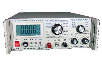 导体电阻测试仪